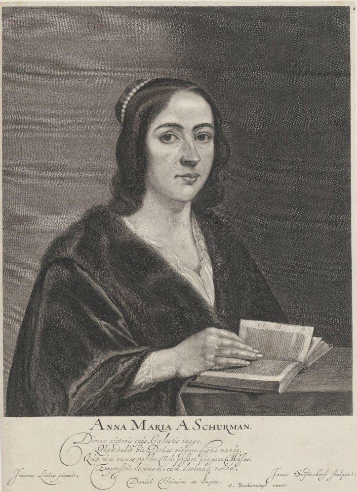 Anna Maria van Schurman 2