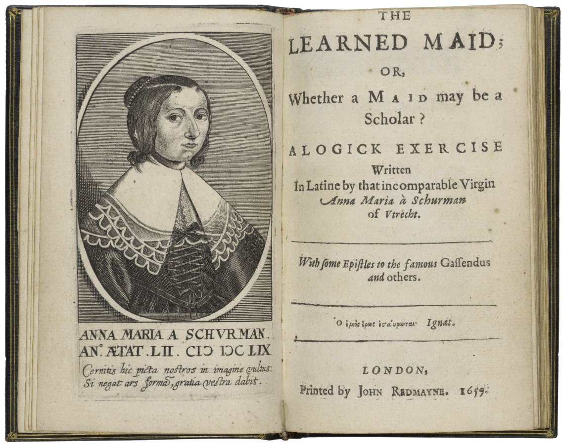 Anna Maria van Schurman 3
