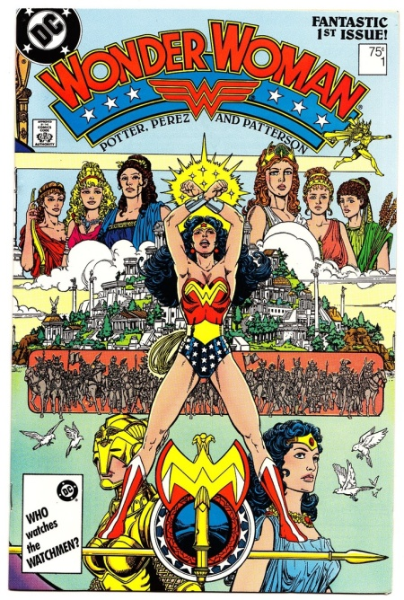 Wonder Woman in 1980's
